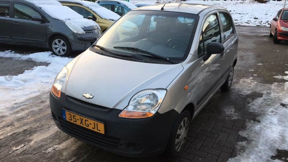 Chevrolet matiz garage loeff for Garage chevrolet thionville